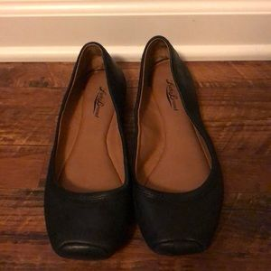 Lucky Brand Black Flats
